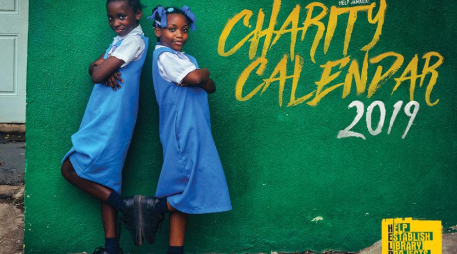 HJ! Charity Calendar 2019