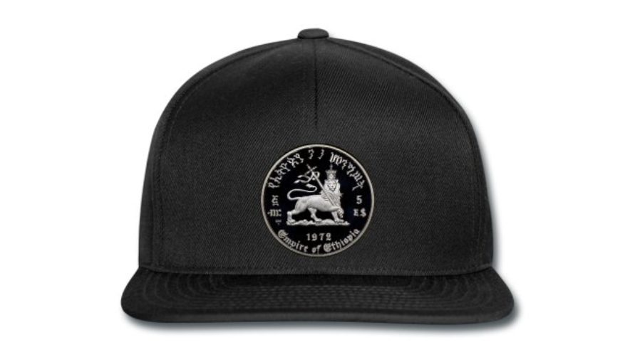 Lion of Judah Baseball Cap