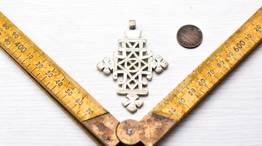 Ethiopian Orthodox Cross