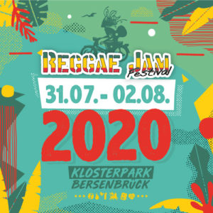 Reggae Jam Festival 2020 -Early Bird Ticket online kaufen