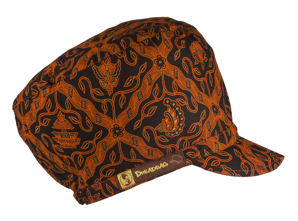 RAs Muhamad Batik Rastafari Crown