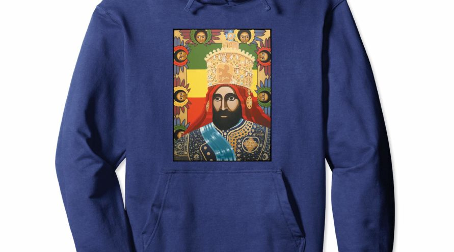 Haile Selassie I – Hoodie
