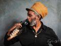 Bunn Riley Müzik - Rastafarian Taç