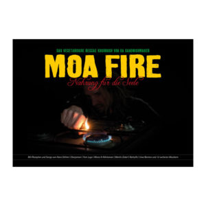 MOA FIRE I - The Reggae Cookbook - ITAL - وصفات نباتي للطهي