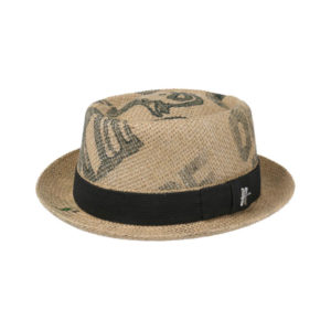 Pork Pie Jute Hat - ReHats - Bumili ng Online para sa Great Prices