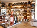 Hut & Vino - toko topi dan anggur di Berlin