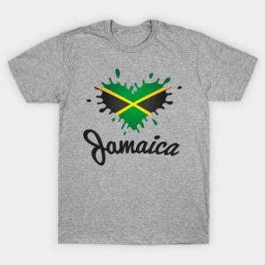 Jamajské tričko