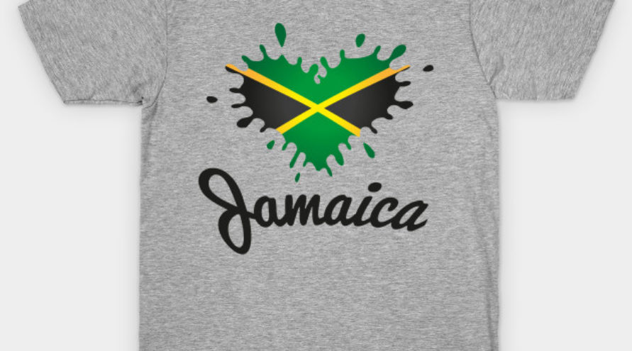 Proud Jamaicans Shirt