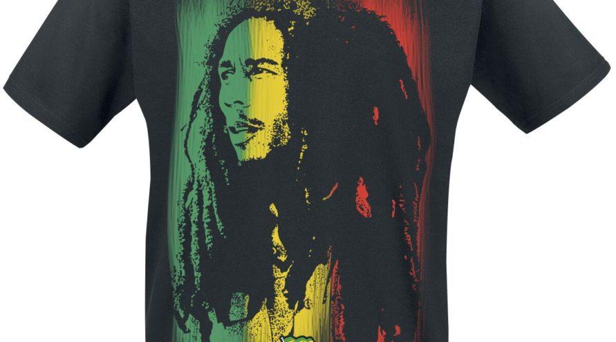 Koszula Boba Marleya