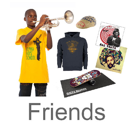 Dreadbag Friends Shop - Reggae Clothing - Rasta Clothing