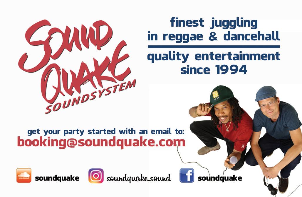 Sistema audio - vibrazioni reggae e dancehall