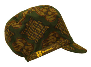 Indonesische Rastafarian Crown Rasta Cap