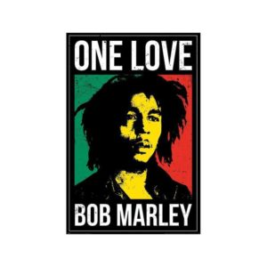 Buy Bob Marley One Love Poster