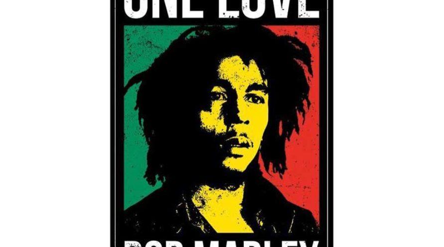 Bob Marley poszter