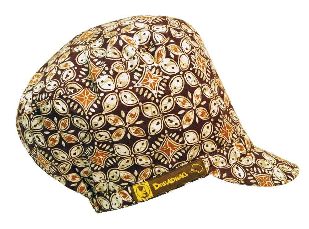 Ras Muhamad Rastafari Crown Rasta Cap