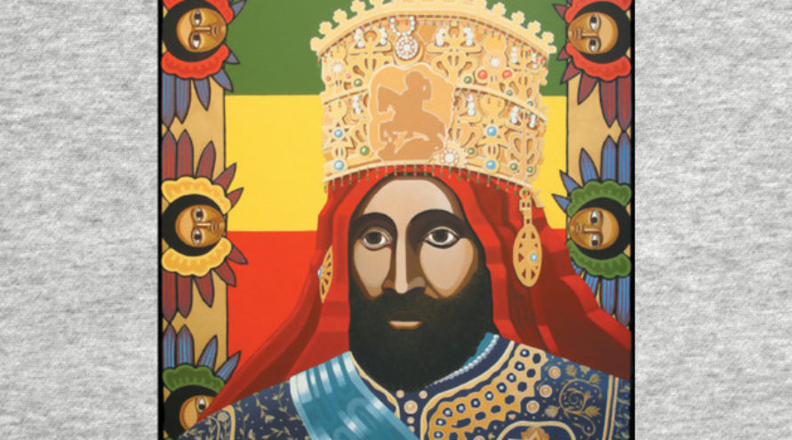 Haile Selassie 셔츠