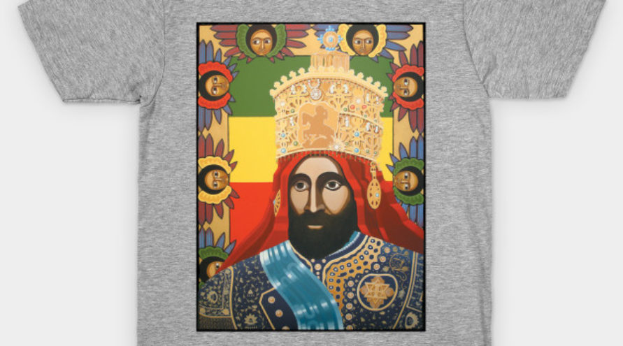 Kemeja Haile Selassie