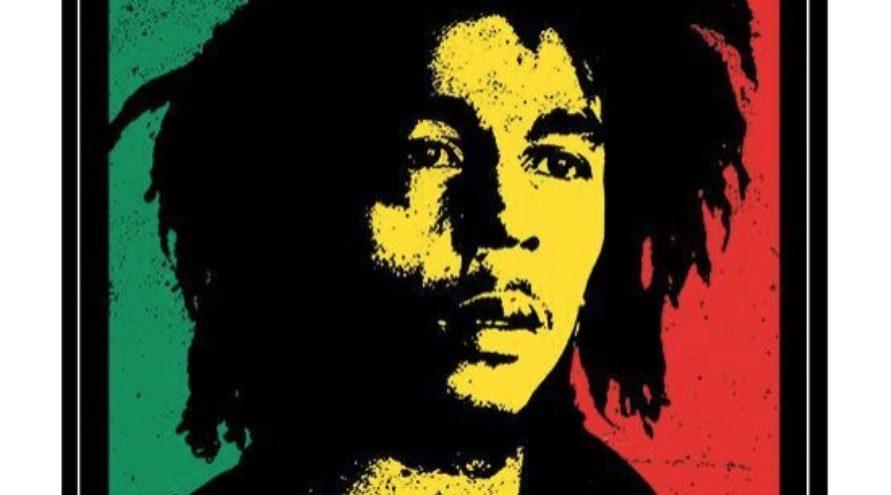 Plakat Boba Marleya