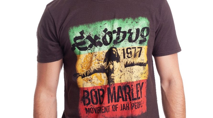 Bob Marley tröja
