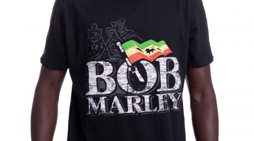 Kemeja Bob Marley