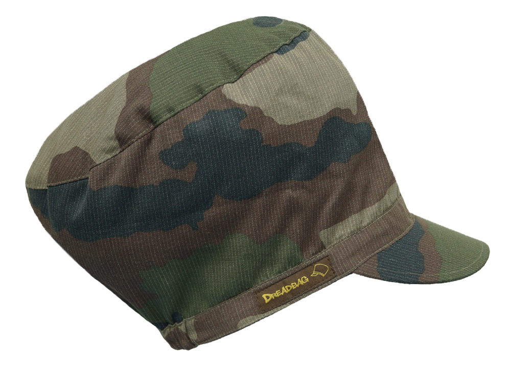 Jah Army Rastafari Crown Camouflage