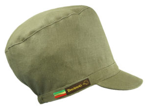 Jah Army Rasta Cap - Rastafari Crown Reggae Shop