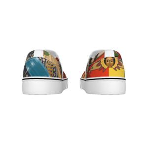 Trgovina z rastafari čevlji Haile Selassie Reggae