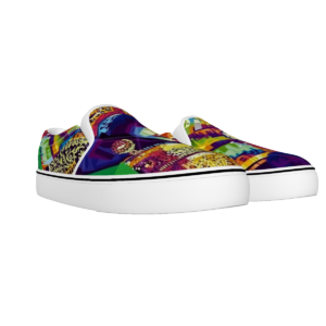 Haile Selassie Reggae Rastafarian Shoes Shop
