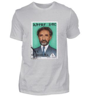 Chemise Haile Selassie - Chemise pour hommes-17