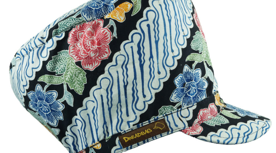 Flowers Dreadbag Cotton