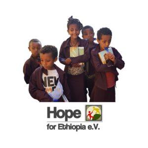 Hope for Ethiopia - Uniform zum Schulbeginn kaufen