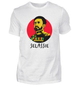 Haile Selassie Shirt - Skjorta herr-3