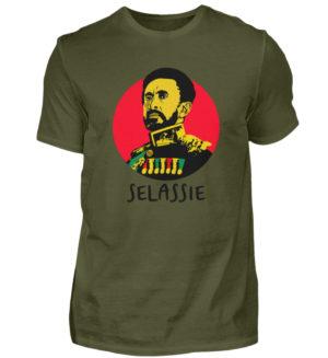 قميص هيلا سيلاسي - قميص رجالي -1109