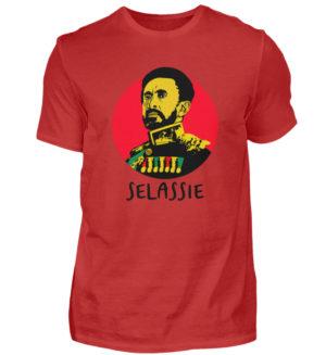 قميص هيلا سيلاسي - قميص رجالي -4