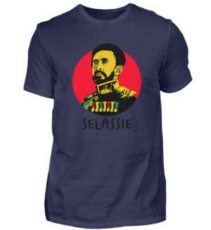 قميص هيلا سيلاسي - قميص رجالي -198