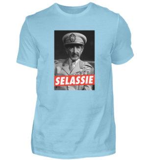Haile Selassie Shirt - Herren Shirt-674