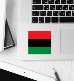 UNIA Pan-African Sticker - Sticker-3