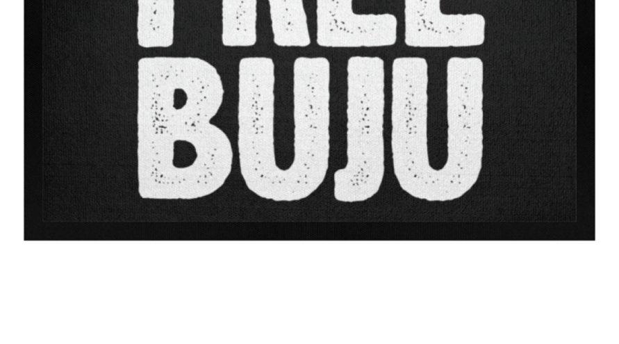 Free Buju Banton Fußmatte