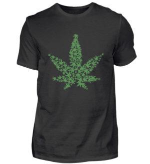 420 Mariuana Weed Shirt - Herren Shirt-16