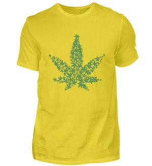 420 Mariuana Weed Shirt - Men's Shirt -1102