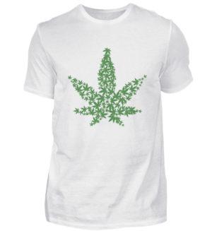 420 Mariuana Weed Shirt - Men's Shirt -3