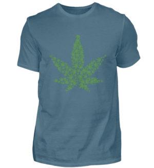 420 Mariuana Weed Shirt - Men's Shirt -1230