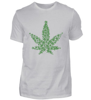 420 Mariuana Weed Shirt - Men's Shirt -17