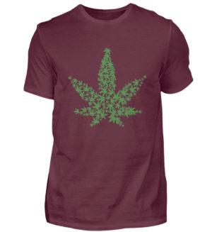 420 Mariuana Weed Shirt - Men's Shirt -839