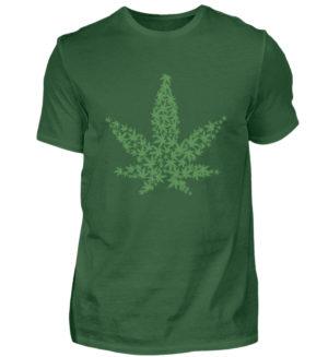 420 Mariuana Weed Shirt - Men's Shirt -833