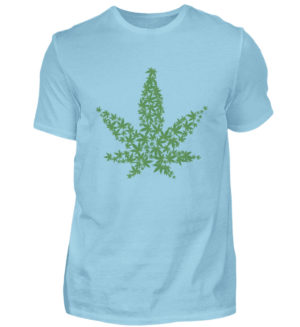 420 Mariuana Weed Shirt - Men's Shirt -674