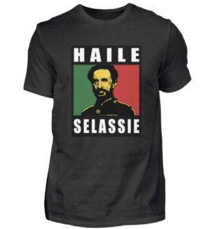 Haile Selassie Shirt 2 - Herren Shirt-16