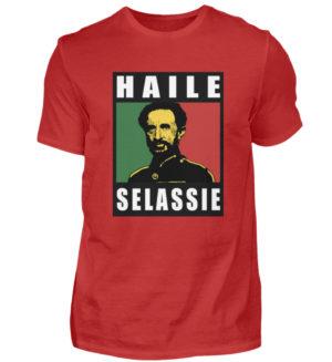 Haile Selassie Shirt 2 - Chemise pour hommes-4