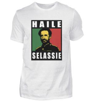 Haile Selassie Shirt 2 - Chemise pour hommes-3