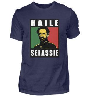 Haile Selassie Shirt 2 - Herren Shirt-198